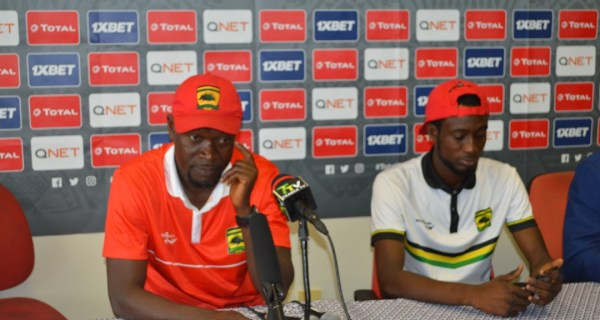 CK Akonnor hopeful local football will resume soon