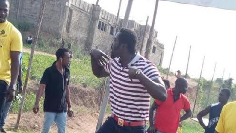 "Asante Kotoko Disassociate Themselves From ""Seidu"""