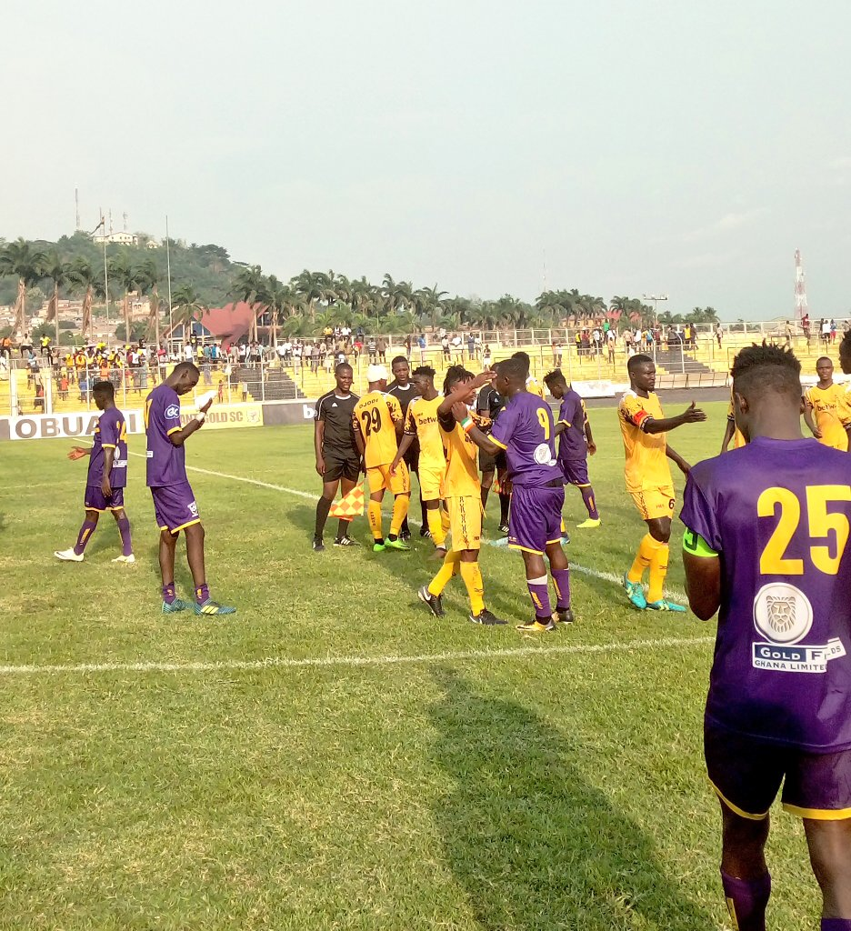Special Competition: Matchday 5 Results: Hearts, Ashgold win, Kotoko held
