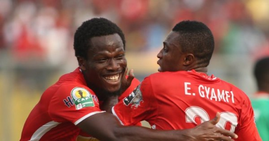Special Competition: Kotoko 2-0 Ashgold: Fatawu's brace end Miners unbeaten run