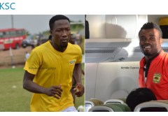 BREAKING: Asante Kotoko terminate contracts of two players