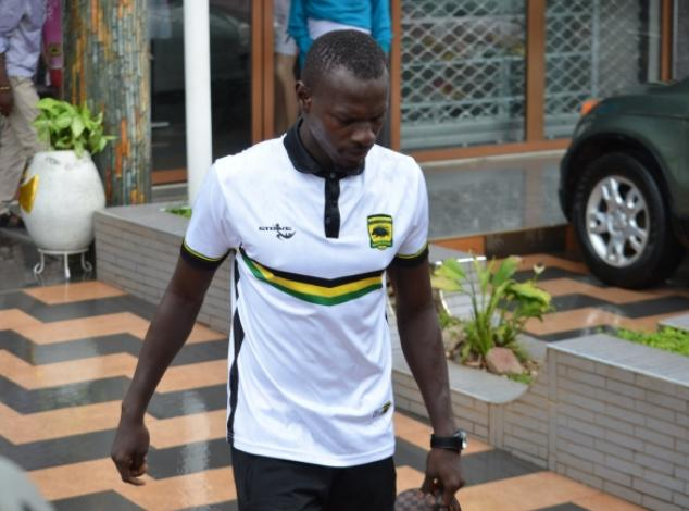 Pictures: Kotoko leave Kumasi ahead of Ashgold clash