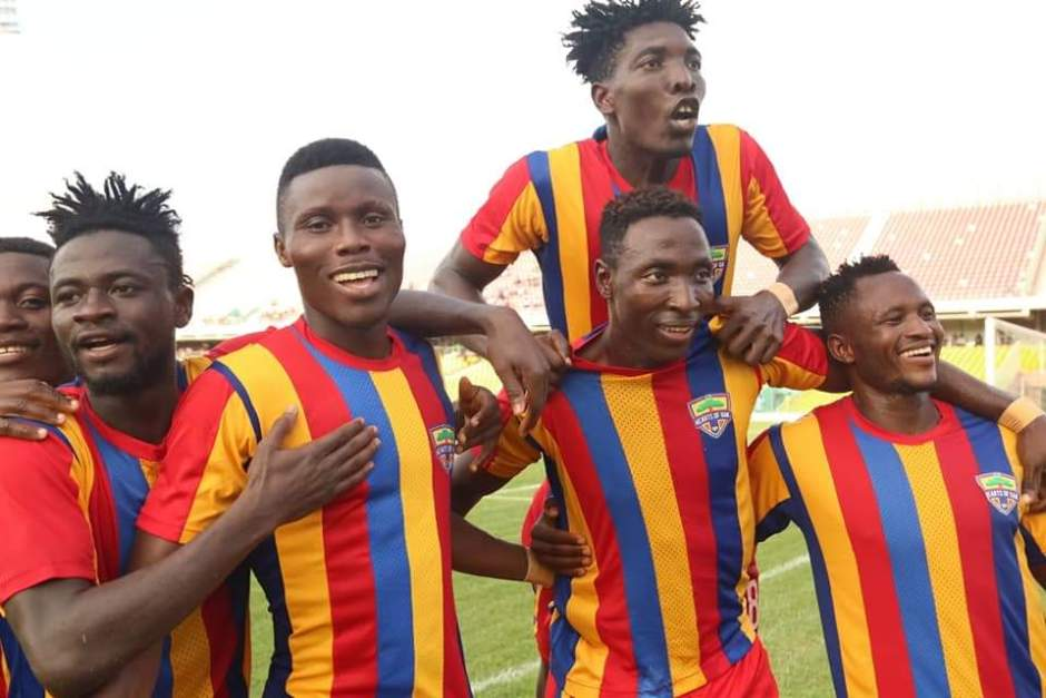 Special Competition: Matchday 9 results: Hearts win big, Ashgold, Aduana impress