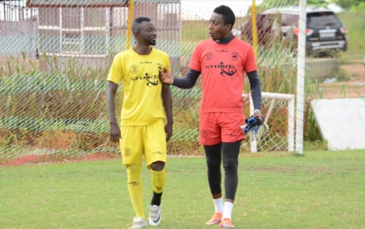 Pictures: Asante Kotoko training ahead of Bechem United game