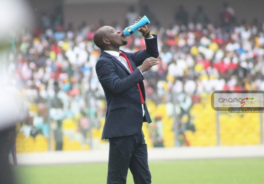 C.K Akonnor set to cut out dead woods in Black Star squad