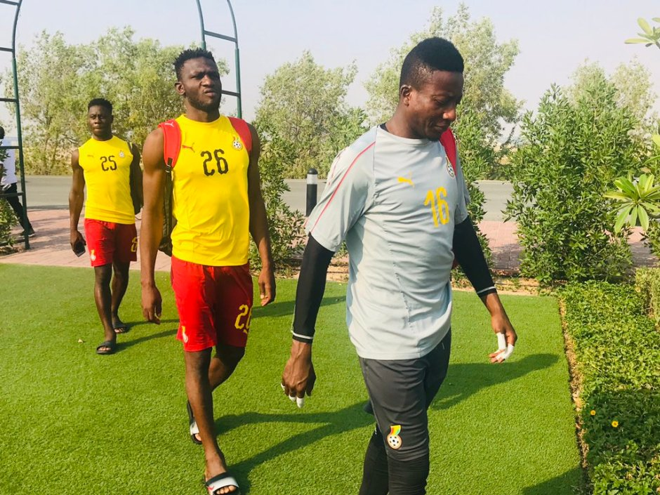 new product 04c91 b8e85 OFFICIAL: Full Ghana Black Stars squad for 2019 AFCON; Only ...