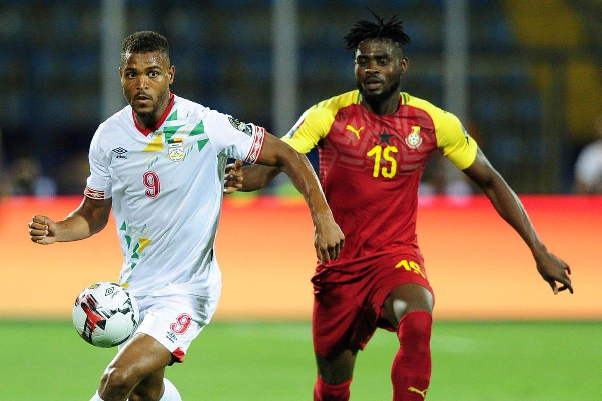 The Black Stars of Ghana returned to training on Wednesday
