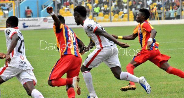 Asante Kotoko to play Hearts of Oak in Presidential Cup