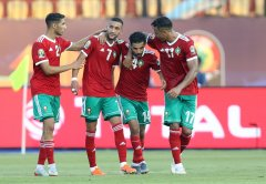 WATCH: Morocco rely on Keimuine own goal to grab narrow win against Namibia