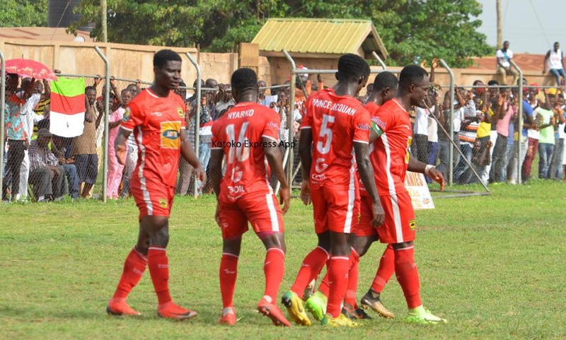 Asante Kotoko to play Rahimo FC in a friendly game
