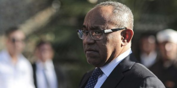 Breaking: CAF President Ahmad Ahmad arrested in Paris