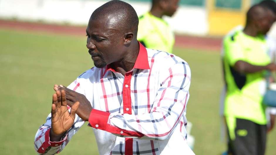 Ashantigold appoint Enos Adepa as new Head coach