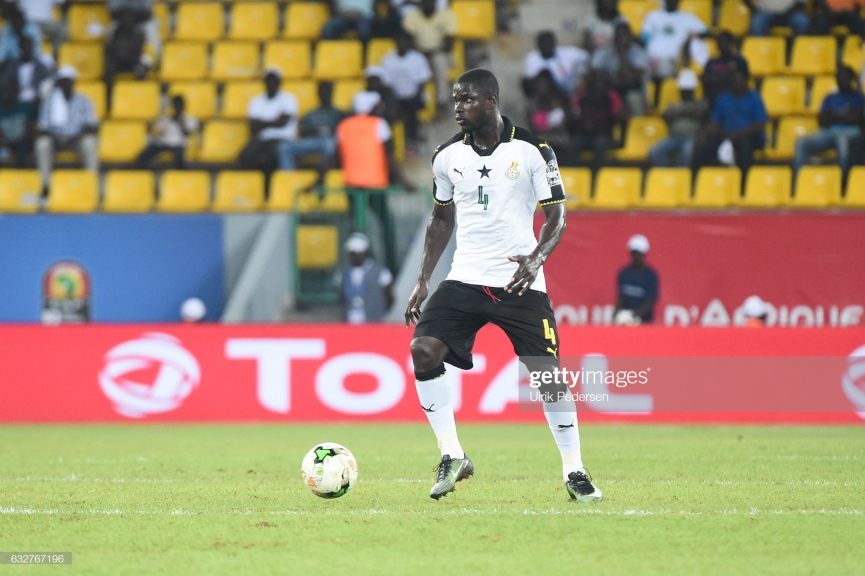 AFCON 2019: Jonathan Mensah fit for Tunisia game