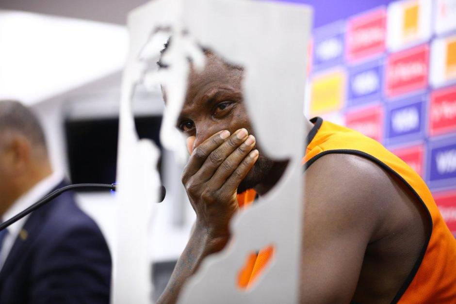 AFCON: Mubarak Wakaso named man of the match in Tunisia defeat