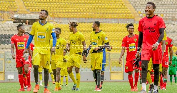 CAF CC: Full Asante Kotoko squad traveling to Abidjan to face FC San Pedro