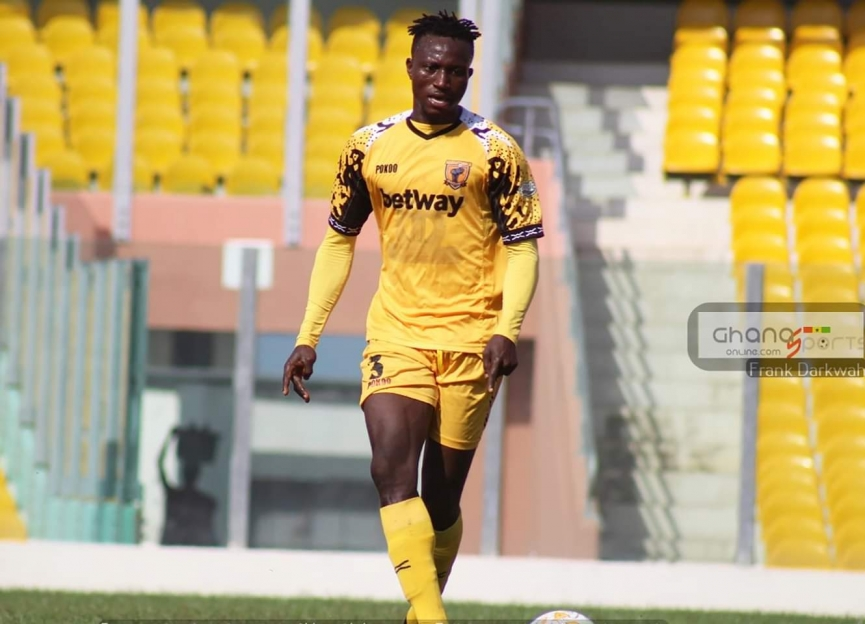 Asante Kotoko on the verge of signing Ashgold defender