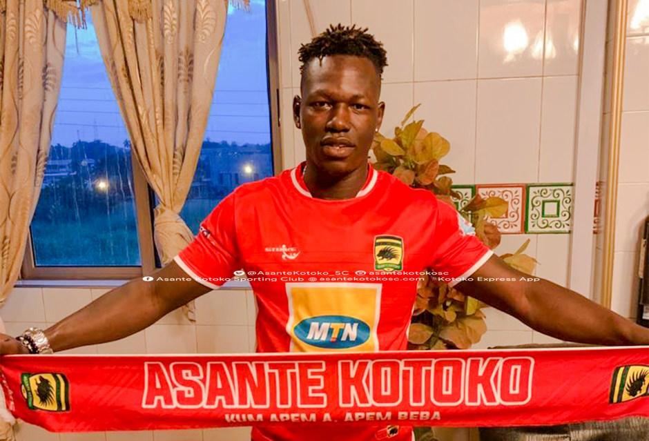 Asante Kotoko announce their SEVENTH signing; Richard Arthur returns