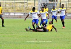 Ashantigold beat Desire Academy in training match