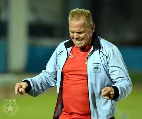 Breaking: Kotoko coach Zachariassen refuses to resign after CAF CC exit