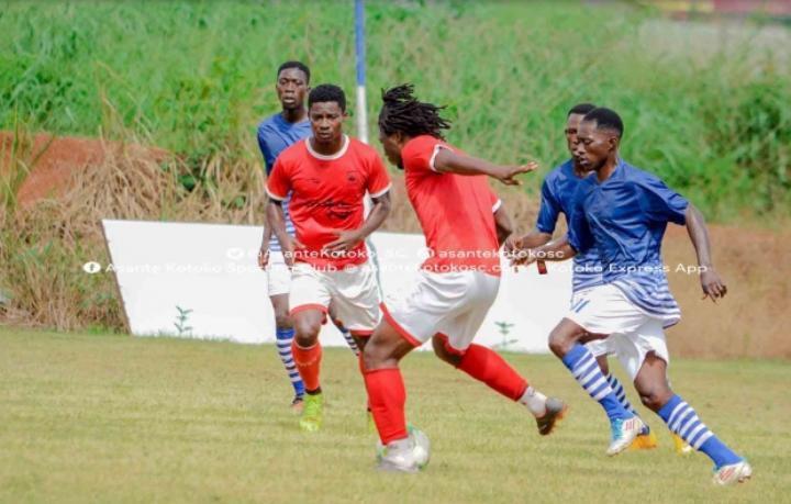Full Asante Kotoko squad travelling for pre-season friendlies