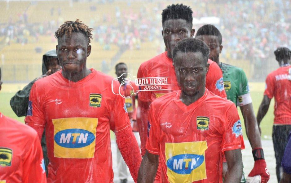 CAF CC: Asante Kotoko - San Pedro game abandoned due to heavy rain
