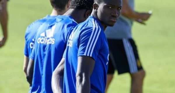 Raphael Dwamena suffers another Heart problem; ruled out of football indefinitely