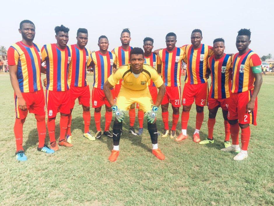 Hearts of Oak suffer defeat against Nigerien club Sahel SC in friendly game