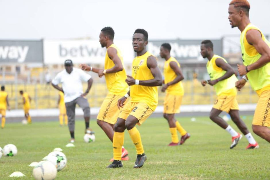 Ashantigold 1-1 Galaxy Sports: The miners held in friendly game