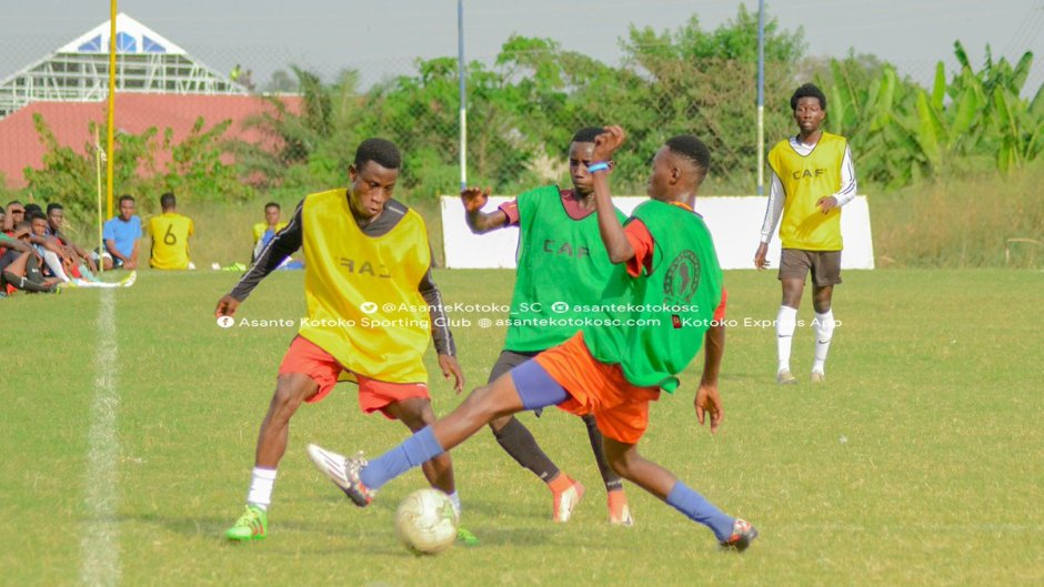 Asante Kotoko are heading in the right direction