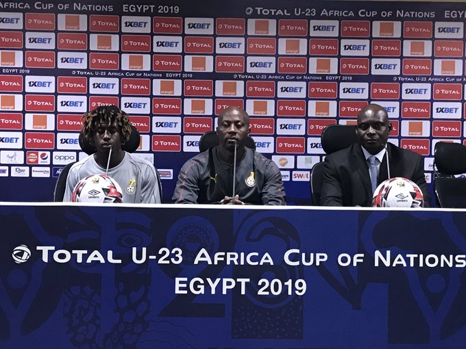 I believe in my boys, we are ready - Ibrahim Tanko ahead of U23 AFCON opener