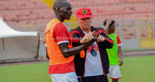 Asante Kotoko coach Kjetil Zachariassen set to return to Kumasi