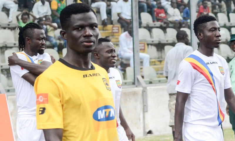 Released Kotoko midfielder scores for Inter Allies in friendly game