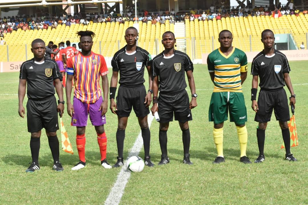 Match Officials for GHPL Match Week 4 announced