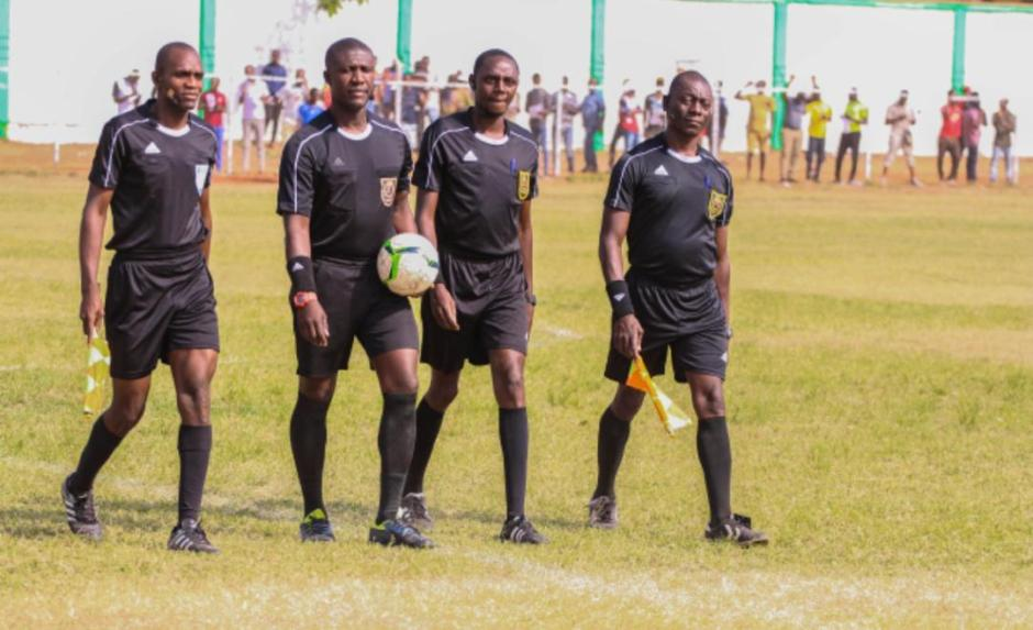 Ghana Premier League: Match Officials for Week 11