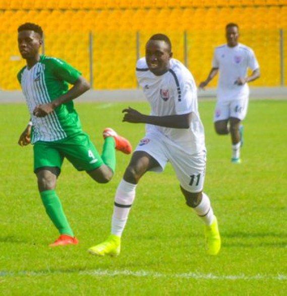 Ghana Premier League: Inter Allies beat King Faisal in six-goal thriller