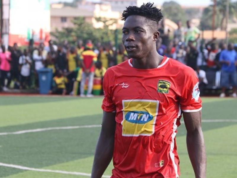 Asante Kotoko to tie Blay down