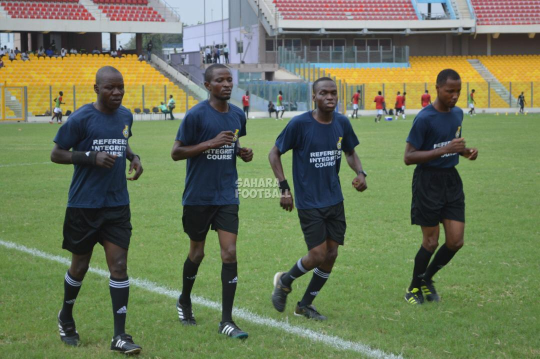 GPL: Referees cry over unpaid salaries