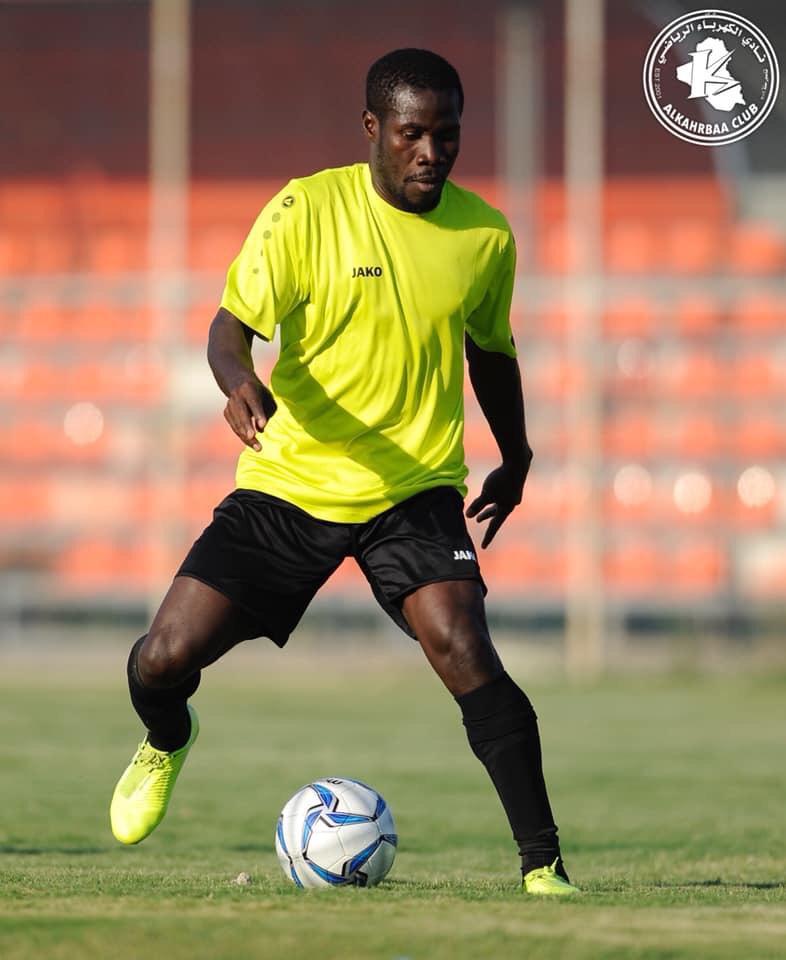 Elmina Sharks complete signing of midfielder Amissah Anfoh