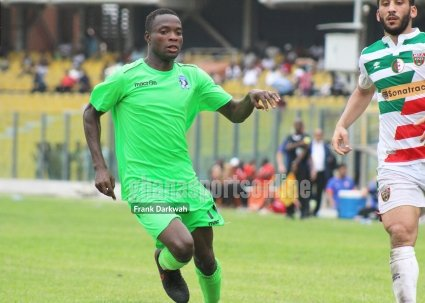We have not received official bid from Kotoko for Yaw Arnol — Bechem United chief