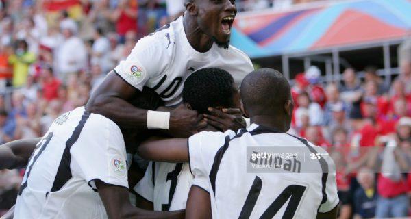 Stephen Appiah names his greatest Black Stars team