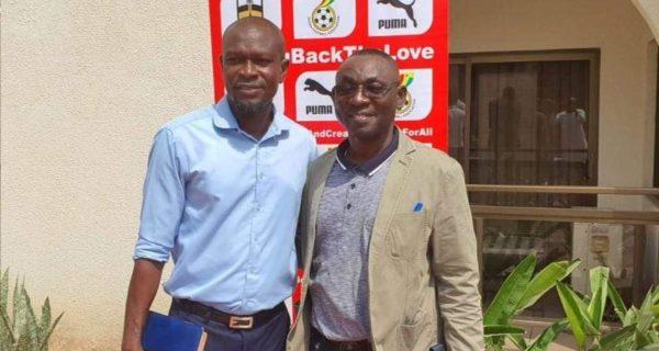 C.K Akonnor reveals reason for choosing David Duncan as his assistant