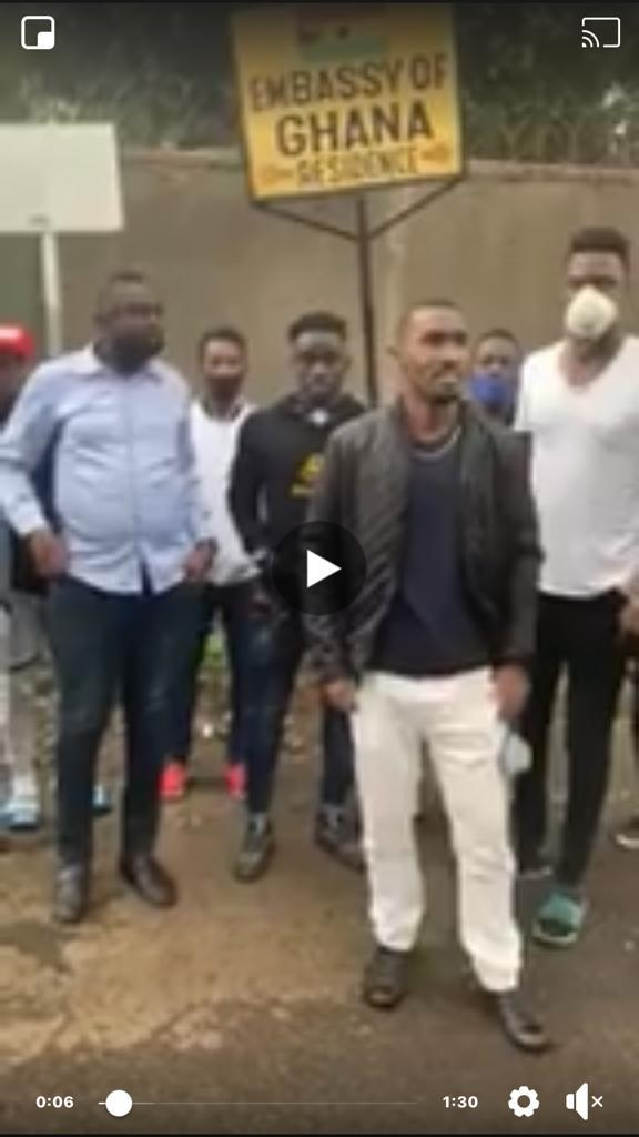 30 Ghanaian players quarantined at Ghanaman Soccer Centre
