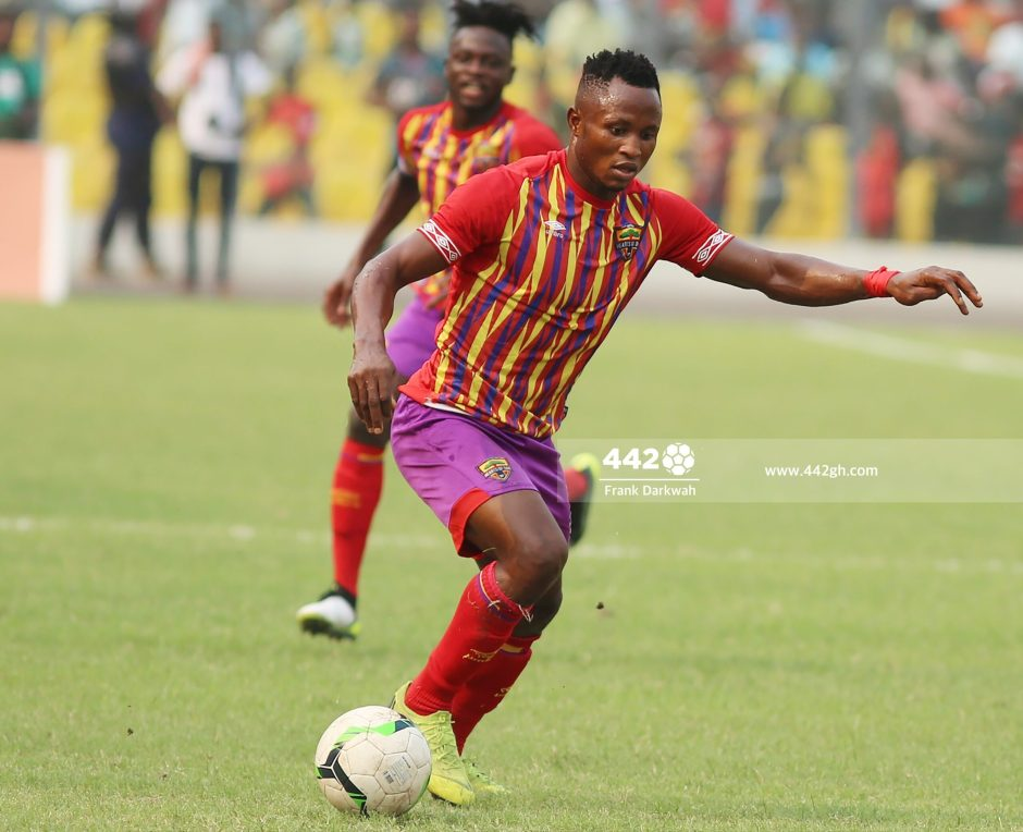 Joseph Esso is yet to agree terms with any club - Agent