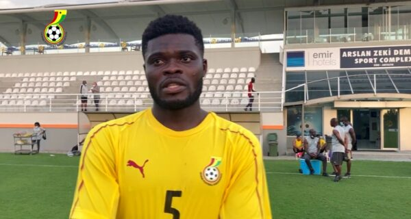 We have a lot of quality players in the Ghana Black Stars team - Thomas Partey