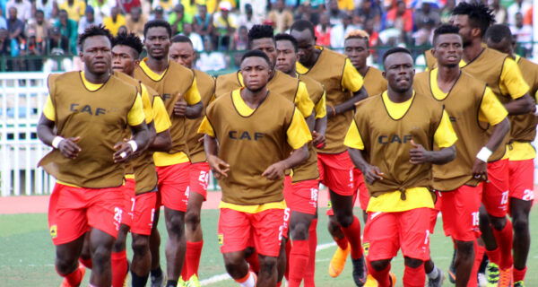 Full list: Asante Kotoko pre-season squad at Koforidua