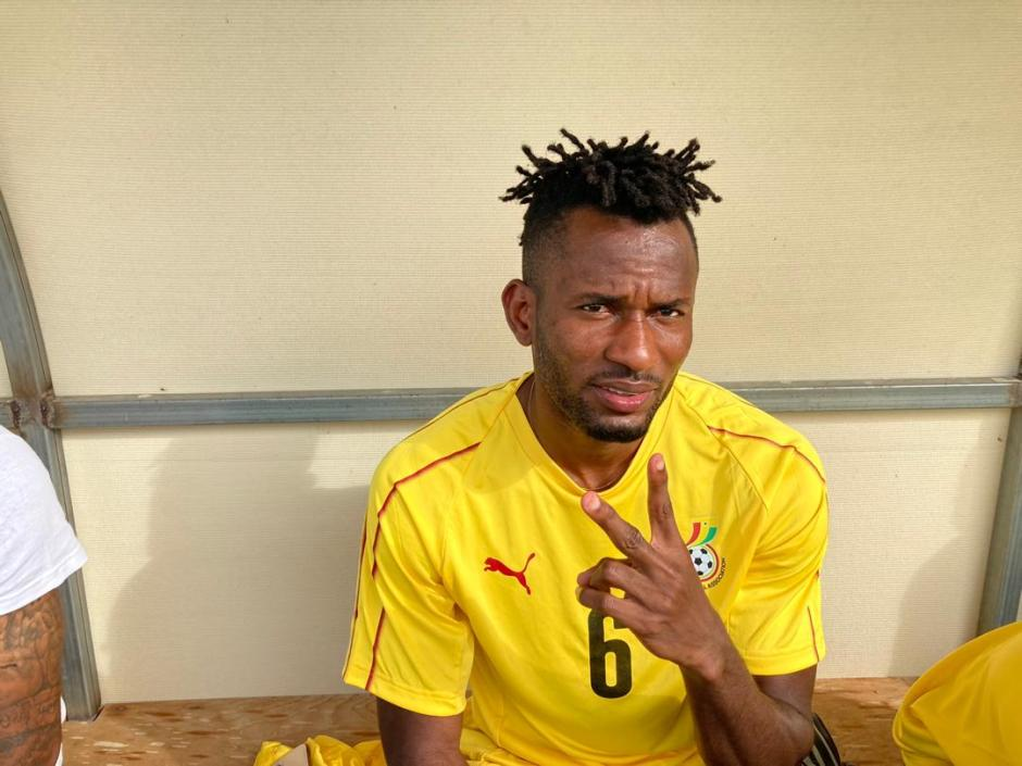 Lomotey ready to seize opportunity and deliver for Black Stars