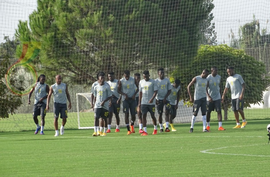 Ghana Starting lineup against Qatar: FIVE Changes made