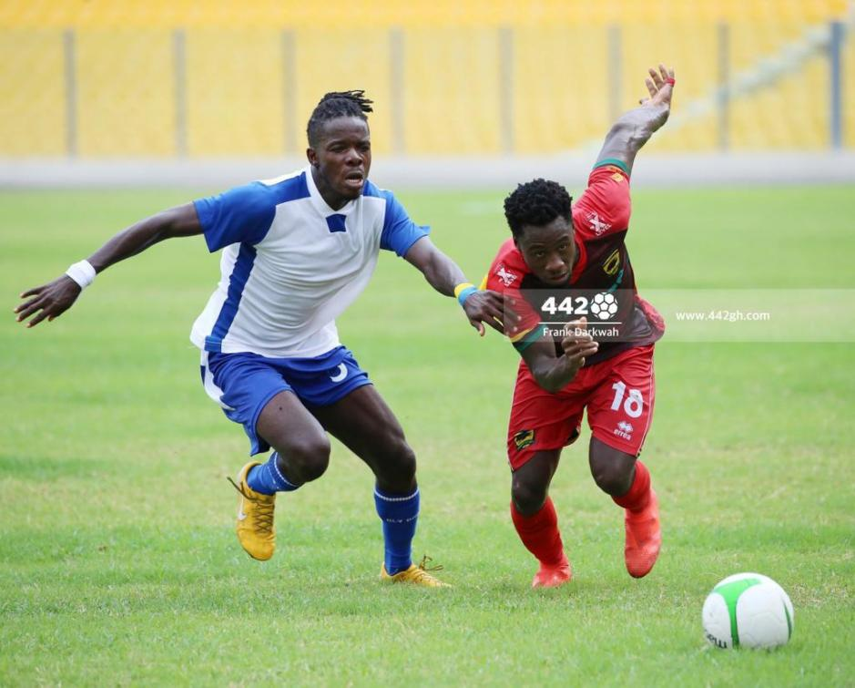 GPL Match Report: Great Olympics silence Kotoko • Sahara Football