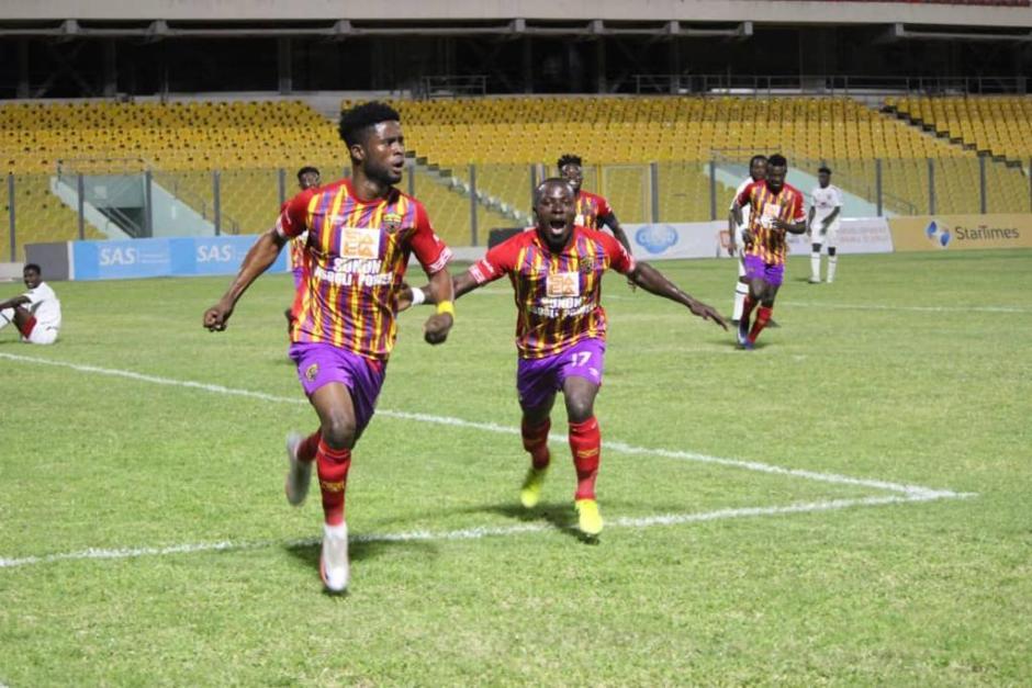 GPL WK 20 Roundup: Hearts, Dreams win, Kotoko held