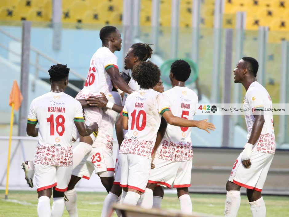 Ghana Premier League gameweek 22 roundup